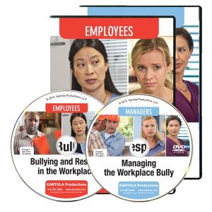 Bullying Employee/Manager Combination Package