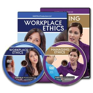 Workplace Ethics and Managing Ethics Combo