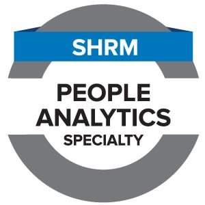 SHRM People Analytics Specialty Credential