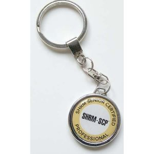 SHRM-SCP Keychain