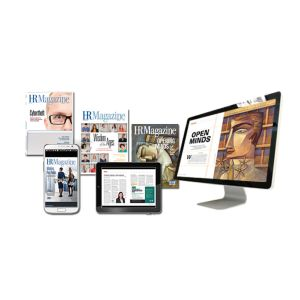 HR Magazine Print Subscription