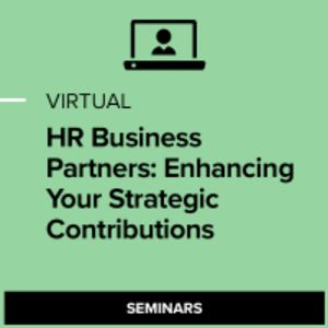 Virtual HR Business Partners: Enhancing Your Strategic Contributions