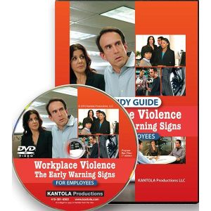 Workplace Violence: The Early Warning Signs Employee Version