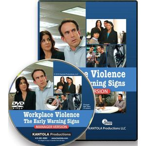 Workplace Violence: The Early Warning Signs Manager Version