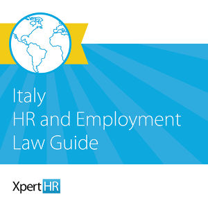 Italy HR and Employment Law Guide