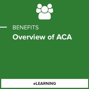 Overview of ACA