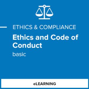 Ethics and Code of Conduct (Basic)