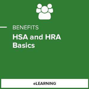 HSA and HRA Basics