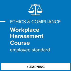 Workplace Harassment Course (Employee Standard)