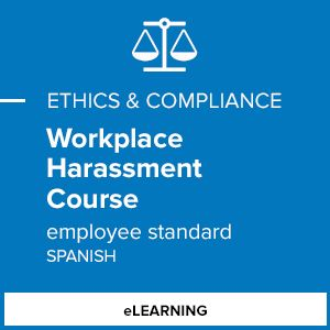 Workplace Harassment Course (Employee Standard - Spanish)