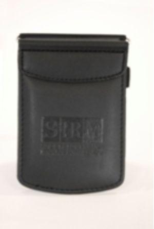 Black Milano Pocket Jotter