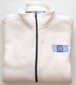 Women's Cream SHRM Fleece