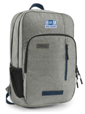 SHRM Timbuk2 Uptown Laptop Travel-Friendly Backpack