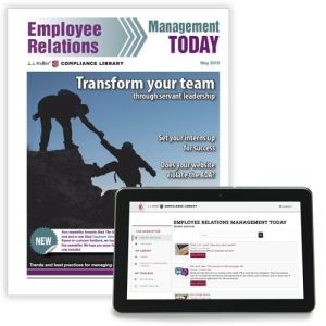 Employee Relations Management Today Newsletter