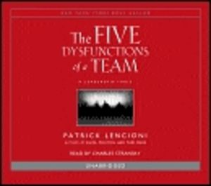 Five Dysfunctions of a Team (CD)