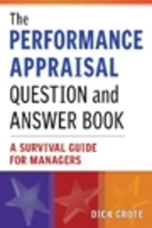 Performance Appraisal Question & Answer Bk