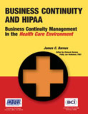 Business Continuity and HIPAA