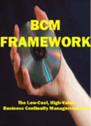 Business Continuity Management Framework CD