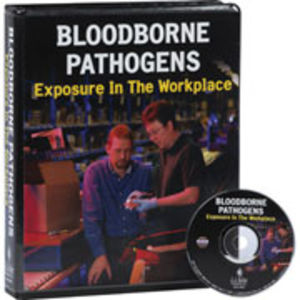 OSHA Required Safety Training: Bloodborne Pathogens: Exposure In The Workplace - DVD Training