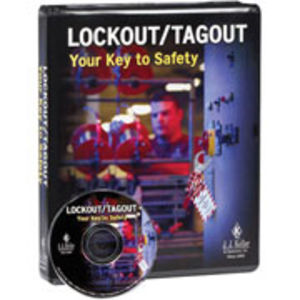 OSHA Required Safety Training: Lockout/Tagout: Your Key to Safety - DVD Training