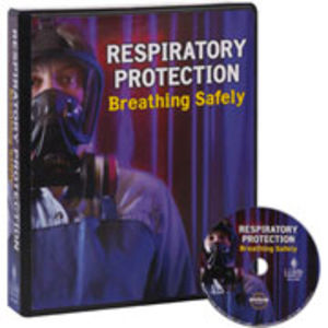 OSHA Required Safety Training: Respiratory Protection: Breathing Safely - DVD Training Program