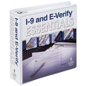 I-9 and E-Verify Essentials Manual + Online Edition with 1-Year Update Service