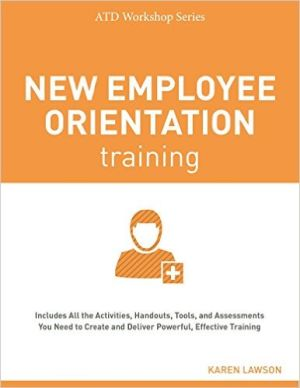 New Employee Orientation Training (ATD Workshop Series)