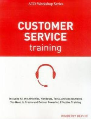 Customer Service Training (Atd Workshop Series)