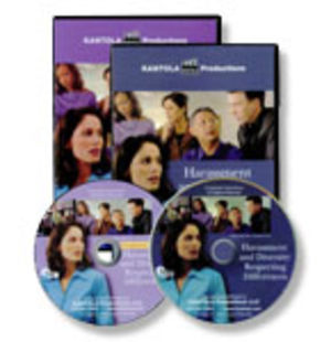 Harassment and Diversity: Respecting Differences -- Employee/Manager DVD Combo