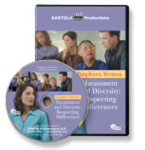 Harassment and Diversity: Respecting Differences -- Employee Version DVD