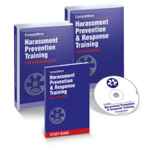 Harassment Prevention and Response Training for Managers