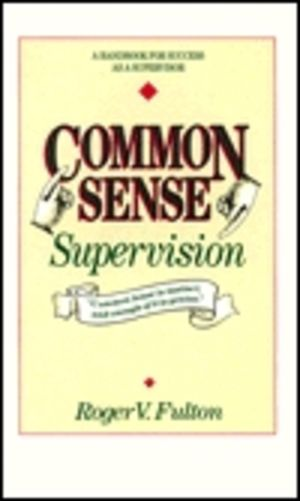 Common Sense Supervision