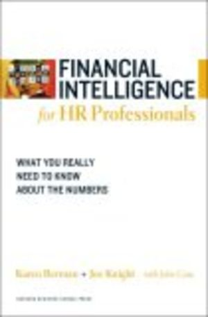 Financial Intelligence for HR Professionals