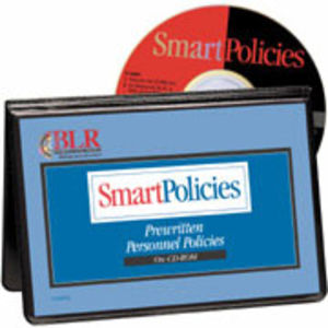 SmartPolicies: Prewritten Personnel Policies