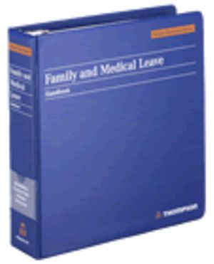Family and Medical Leave (FMLA) Handbook