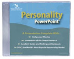 Personality PowerPoint Program