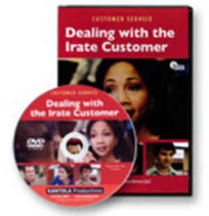 Dealing With the Irate Customer (DVD)