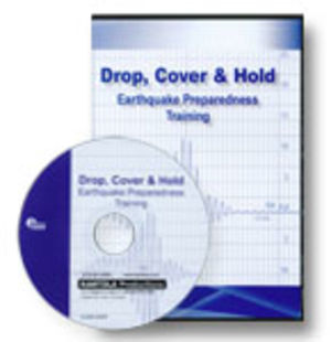 Drop, Cover & Hold Earthquake Preparedness Training