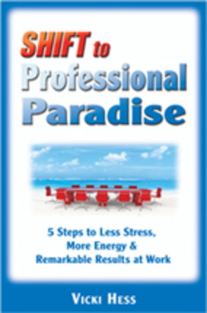 SHIFT to Professional Paradise