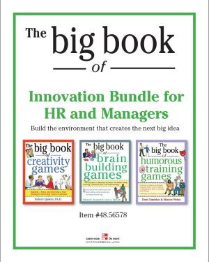 The Big Book of Innovation Bundle for HR and Managers