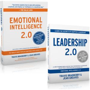 Emotional Intelligence 2.0 and Leadership 2.0 Bundle