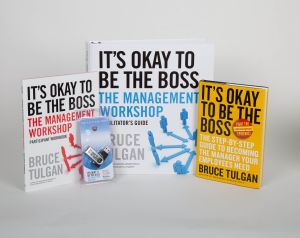 It's Okay to Be the Boss Facilitator's Guide Set