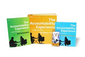 The Accountability Experience Facilitator's Guide Set