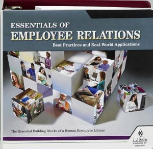 Employee Relations Essentials Manual + Online Edition with 1-Year Update Service