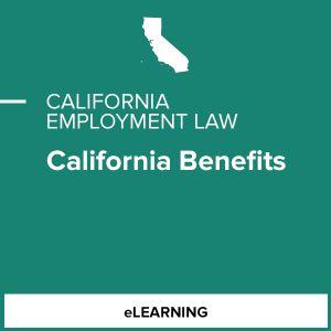 California Benefits