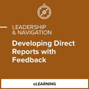 Developing Direct Reports with Feedback