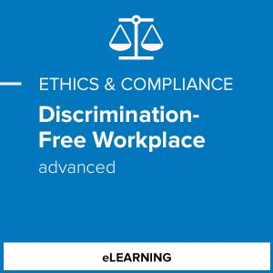 Discrimination-Free Workplace Advanced