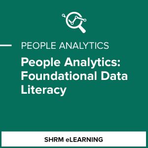 People Analytics: Foundational Data Literacy