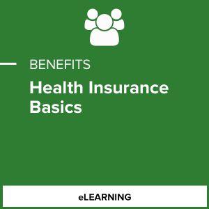 Health Insurance Basics