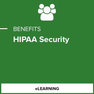 HIPPA Security